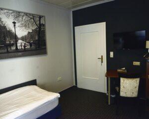 Einzelzimmer im Hotel Nachtwächter