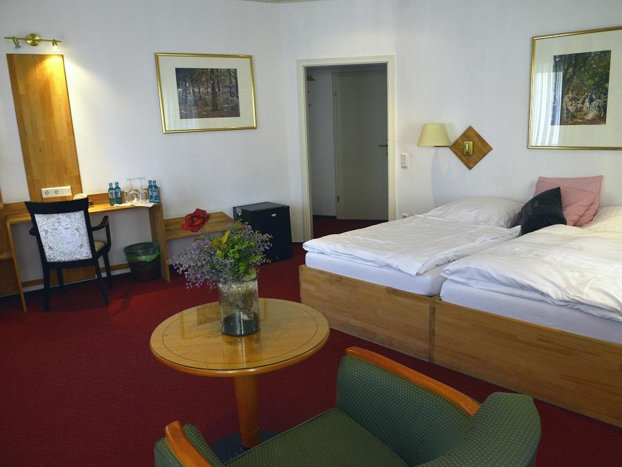 Suite im Hotel Nachtwaechter