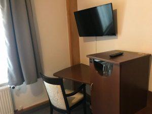 Arbeiten im Hotel